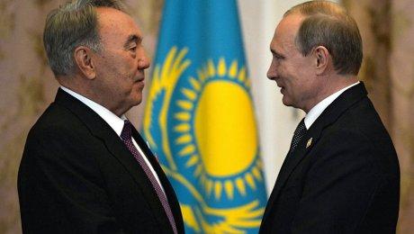 Вовторник вСочи пройдут переговоры Путина иНазарбаева