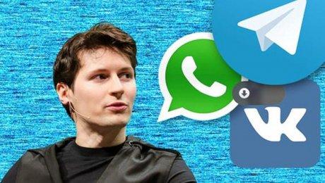 """Павел Дуров: «7 претензий кновому дизайну веб-версии """"ВКонтакте""""»"""