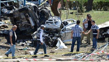 Число раненых возросло, подозреваемый арестован— Теракт вТурции