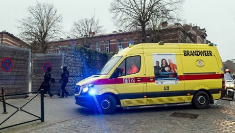 Вспортивном центре наюго-западе Бельгии произошел взрыв