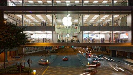 Apple разрабатывает пообразу иподобию приложения Snapchat