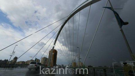 Всеверных областях РКпройдут кратковременные дожди сгрозами иусилением ветра