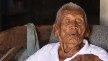 145-летний индонезиец назвал секрет своего долголетия