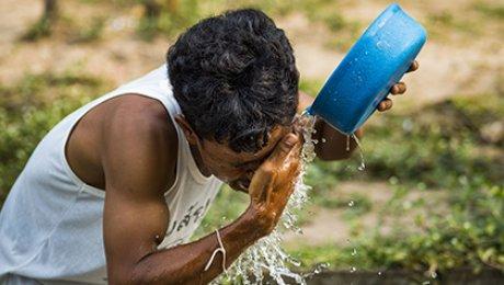 Геологи назвали индийскую воду смертельно опасной для человека