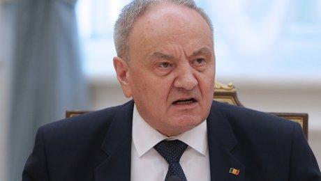 Президент Молдавии призвал поменять название молдавского языка