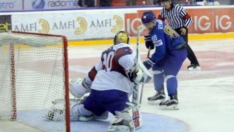 Сборная Казахстана вовертайме обыграла Норвегию наолимпийской квалификации
