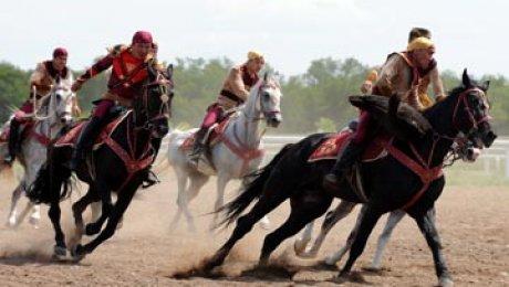 Всемирные игры кочевников: Кокпаристы Казахстана разгромили соперников из Китая