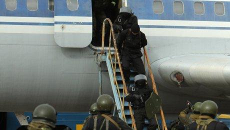 Террористы планировали совершить серию терактов вЗападно-Казахстанской