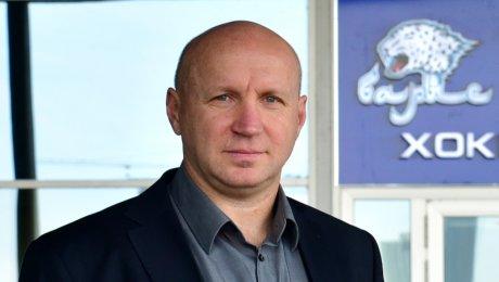 Новым основным тренером «Барыса» стал Эдуард Занковец
