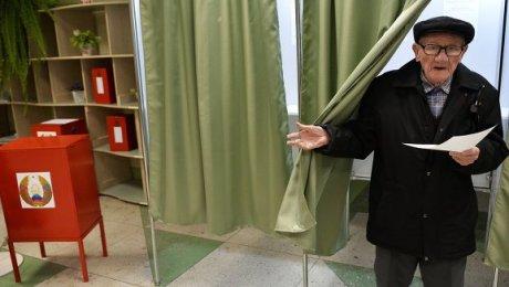 ЦИК: явка напарламентских выборах в Беларуси составила практически 75%
