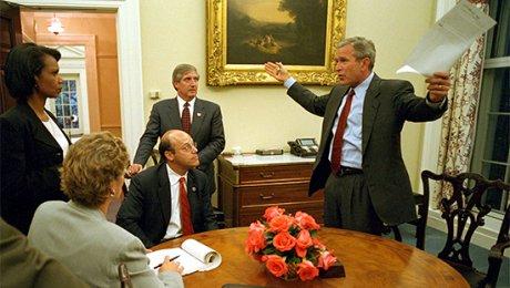 Подчиненные Буша назвали В.Путина «лучшим союзником» впроцессе терактов 9/11