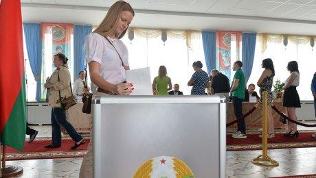 Парламентские выборы в Беларуси признали состоявшимися