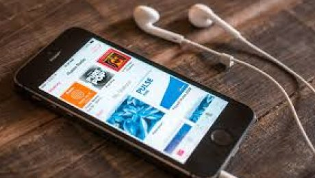 Музыка доступна в обновленной версии приложения