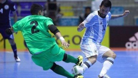 Коста-Рика возглавила группу сборной Казахстана наЧМ пофутзалу