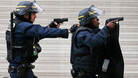 Втюрьме назападе Франции заключенные подняли бунт