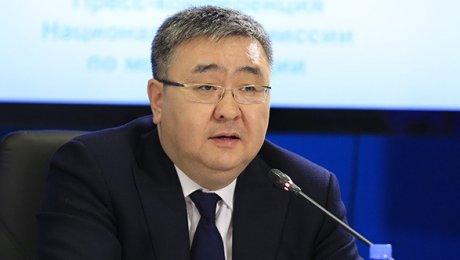 Талгат Донаков стал заместителем руководителя Администрации Президента