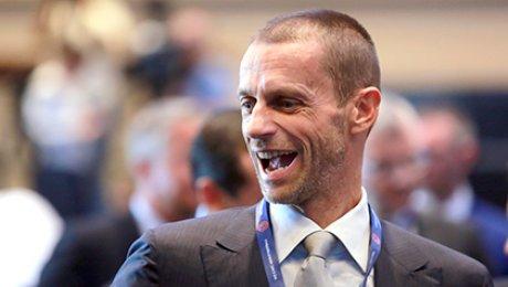 Мишель Платини официально покинул пост президента УЕФА