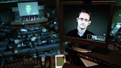 В столице представили фильм Оливера Стоуна «Сноуден»