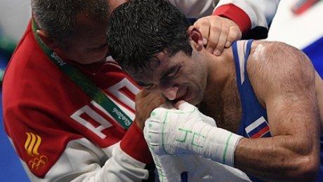 Хакеры: Боксер Алоян сдал положительный допинг-тест наОлимпиаде вРио