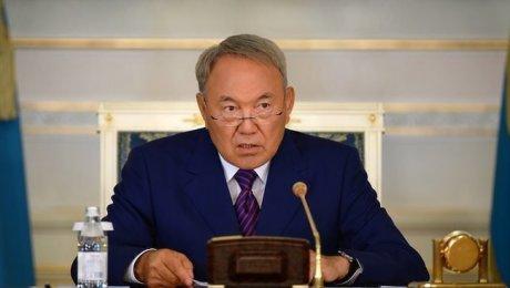 Президент Казахстана прибыл свизитом вБишкек