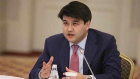Бишимбаев Избранное: Расходы изНацфонда будут превышать доходы