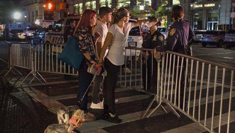 Подозреваемого вовзрыве вНью-Йорке задержали