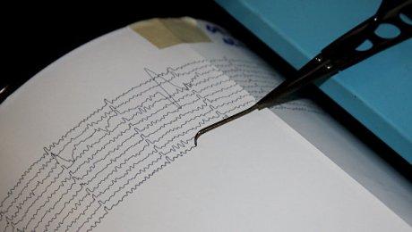 Землетрясение магнитудой 3,5 случилось награнице Дагестана иЧечни