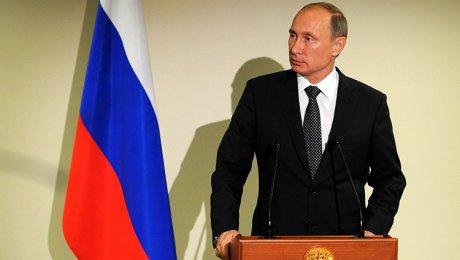 ВСША растёт число симпатизирующих Владимиру Путину