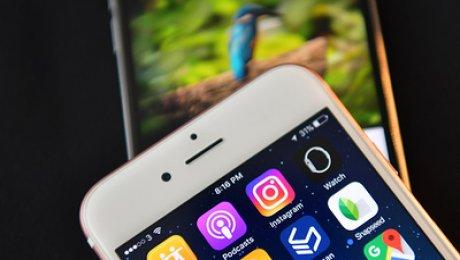 Социальная сеть Instagram научился сохранять черновики