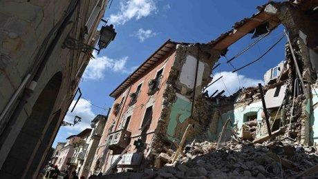 Премьер: Убытки Италии отземлетрясения составили неменее €4 млрд