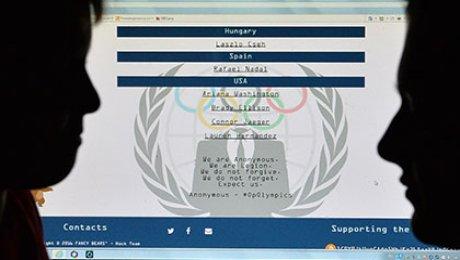 5-ая часть документов WADA размещена хакерами Fancy Bears