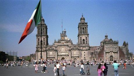 Мексиканцы вышли надемонстрацию против легализации однополых браков