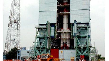 ВИндии удачно стартовала ракета PSLV C-35 свосемью спутниками