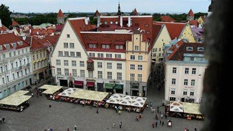 Эстонские выборщики несумели выбрать главу государства впервом туре голосования
