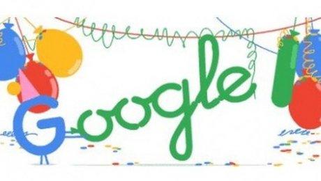 Google сегодня празднует День рождения