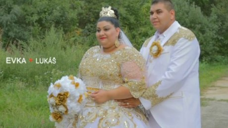 Свадебное видео сдождём изевро изолота взорвало Интернет