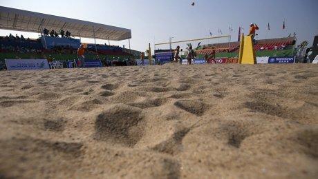 Кыргызстан завоевал 5 наград наVАзиатских пляжных играх