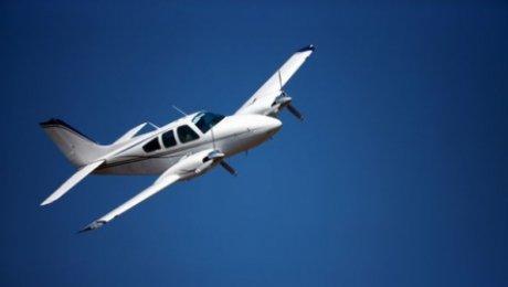 ВБритании разбился легкий самолет с 2-мя пассажирами