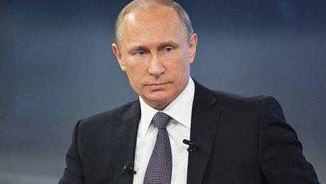 Сегодня срабочим визитом вОренбург прибыл Владимир Путин