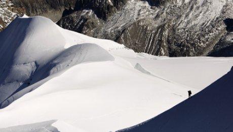 Вофранцузских Альпах при прыжке ввингсьюте умер житель РФ