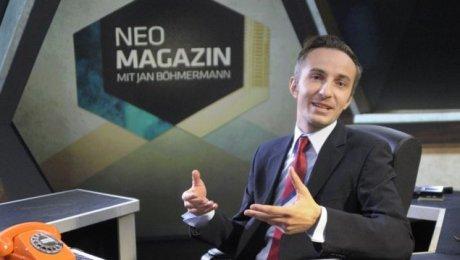 ВГермании закончили расследование вотношении оскорбившего Эрдогана телеведущего