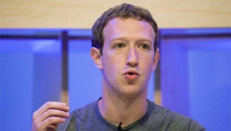 Школьника изСаудовской Аравии подозревают вовзломе аккаунта Цукерберга в социальных сетях