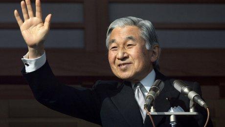 Императору Японии разрешат отречься отпрестола