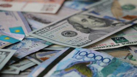 Курс доллара ктенге продолжает понижаться