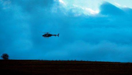 При крушении вертолета насевере США погибли несколько человек