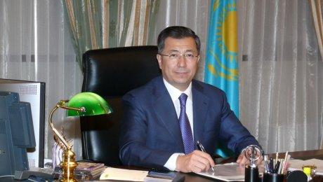 Назначен новый аким Южно-Казахстанской области