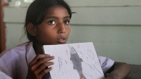 ВИндии девочка скончалась отистощения после 68 дней «поста наудачу»