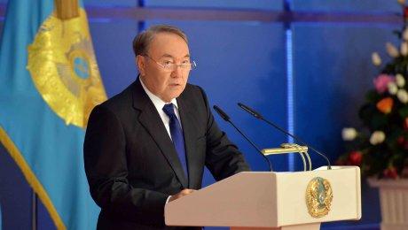 Назарбаев простудился инаходится налечении