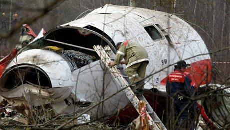 Польша обвинила Российскую Федерацию вотказе помогать поделу окатастрофе под Смоленском