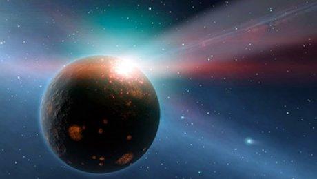 Ученые: 56 млн лет назад наЗемлю упала комета